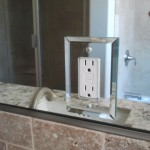 Mirrored Outlet Cover