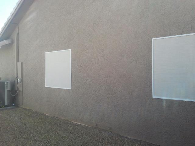 stucco colored solar screen (1)