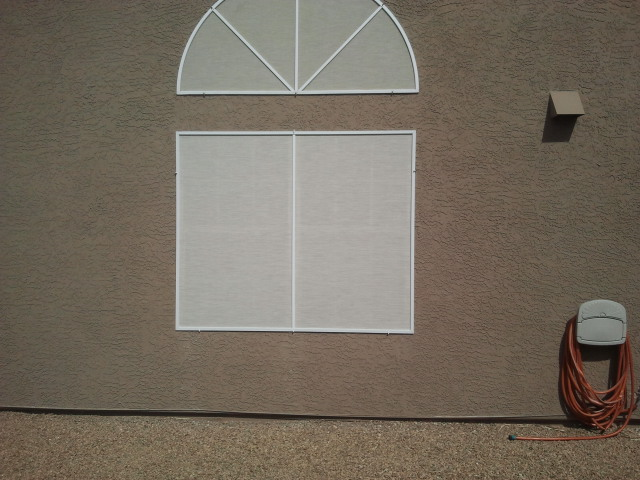 stucco colored solar screen (4)
